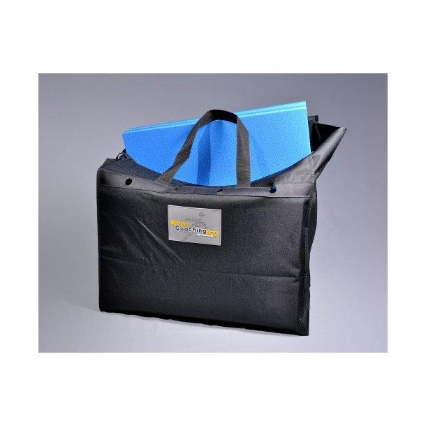 Træningsmåtter - 10 stk med taske
