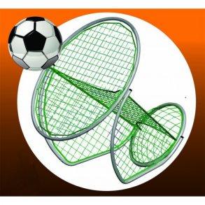 Global Goal - Trampolin til selvtræning og leg