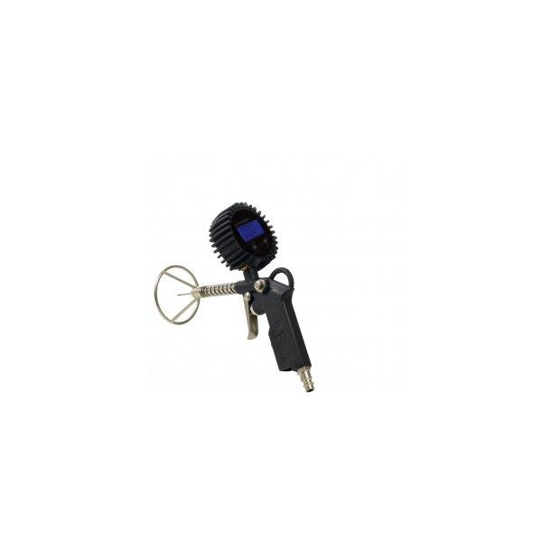Digital Trykluftspistol til bolde