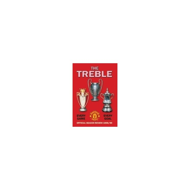 Manchester United The Treble - 1989/99