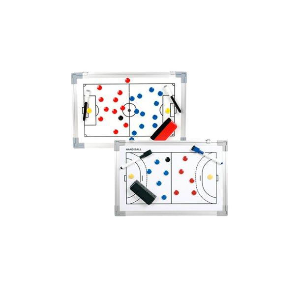 Håndbold taktiktavle str. 60x90