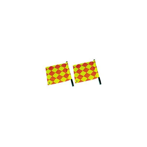 Liniedommerflag - Sæt - model Quadro