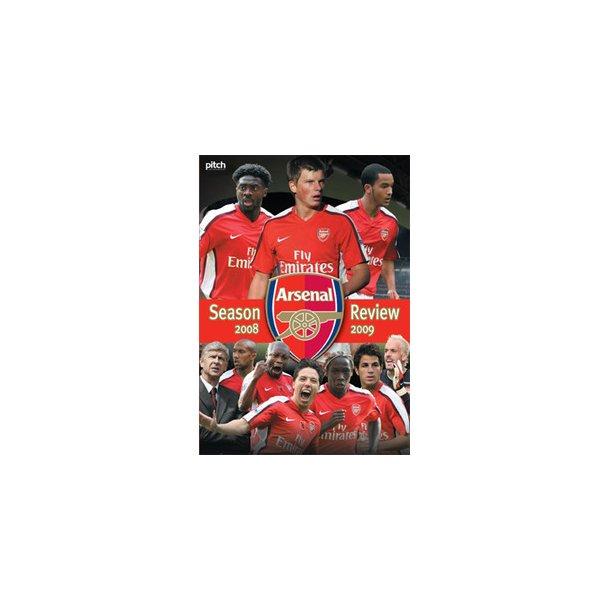 Arsenal sæson 2008/09