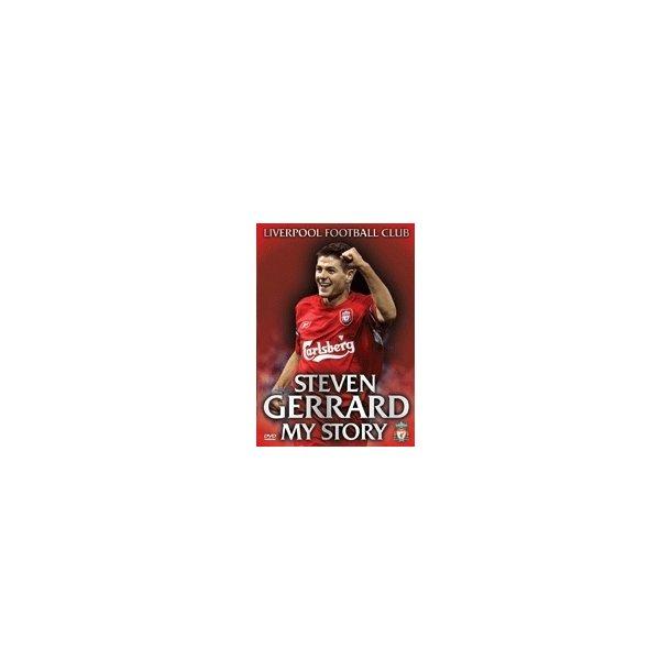Steven Gerrard nr. 8