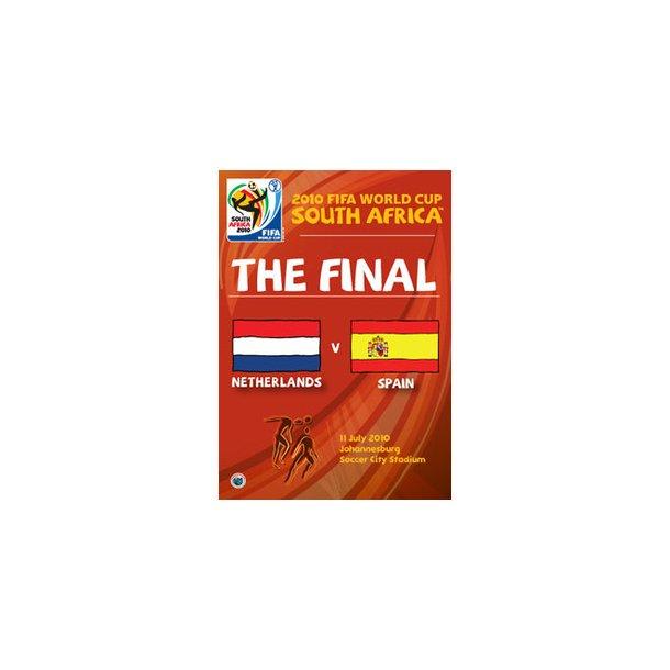 VM i Sydafrika finalen