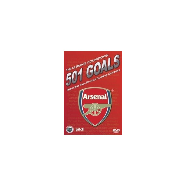 Arsenal målshow