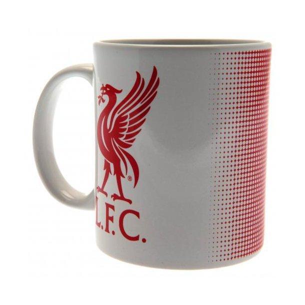 Liverpool F.C. Krus - 9 Cm høj